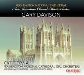 Album artwork for New American Choral Music Series: Gary Davison