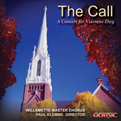 Album artwork for The Call: A Concert for Veterans Day