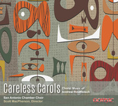 Album artwork for Careless Carols