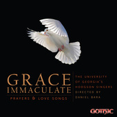 Album artwork for Grace Immaculate: Prayers and Love Songs