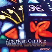 Album artwork for American Canticle