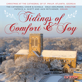 Album artwork for Tidings of Comfort & Joy - Christmas at the Cathed