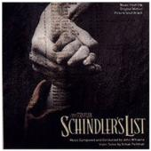 Album artwork for SCHINDLER'S LIST OST