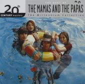 Album artwork for The Mamas and the Papas: Millennium Collection