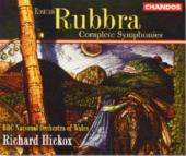 Album artwork for Rubbra: Complete Symphonies / Richard Hickox