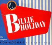 Album artwork for Billie Holiday - Complete Commodore Recordings