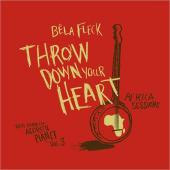 Album artwork for BÉLA FLECK - THROW DOWN YOUR HEART