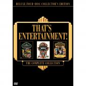 Album artwork for That's Entertainment 4-Disc Collector's Edition