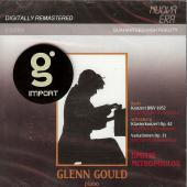 Album artwork for Bach - Shoenberg / Glenn Gould