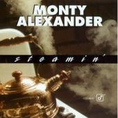 Album artwork for Monty Alexander - Steamin'