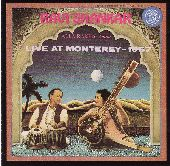Album artwork for Ravi Shankar: Live at Monterey 1967