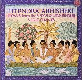 Album artwork for Jitendra Abhisheki:  Vedic Chants (Hymns from the
