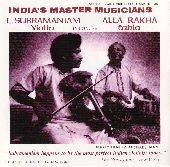 Album artwork for India's Master Musicians