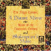 Album artwork for A Distant Mirror & Shakespeare's Music