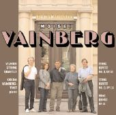 Album artwork for Vainberg: String Quartets Nos. 11, 13, Piano Quint