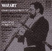 Album artwork for Mozart: Clarinet Concerto / Shifrin, Schwarz