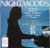 Album artwork for Night Moods - Piano Music