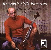 Album artwork for Popper: Romantic Cello Favorites / Starker Neriki