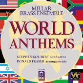 Album artwork for WORLD ANTHEMS