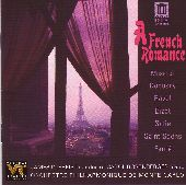 Album artwork for A French Romance