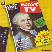 Album artwork for MOZART TV - FAVORITE TV TUNES IN THE STYLE OF GREA