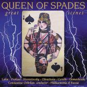 Album artwork for QUEEN OF SPADES -  GREAT SCENES / Hvorostovsky
