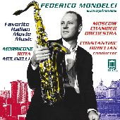 Album artwork for FAVOURITE ITALIAN MOVIE MUSIC