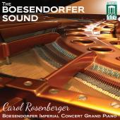 Album artwork for Carol Rosenberger: The Boesendorfer Sound