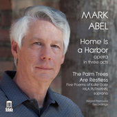 Album artwork for Mark Abel: Home Is a Harbor & The Palm Trees Are R