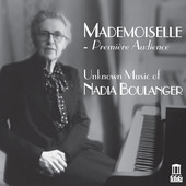 Album artwork for Mademoiselle: Première audience – Unknown Music