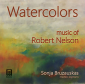 Album artwork for Nelson: Watercolors