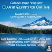 Album artwork for Clarinet Quintets for Our Time - Chamber Music of