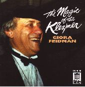 Album artwork for The Magic of Klezmer