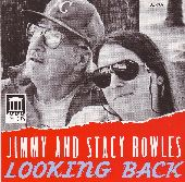 Album artwork for Jimmy & Stacy Rowles:  Looking Back