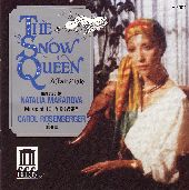 Album artwork for The Snow Queen (Fairy Tale Adapted from Hans Chris