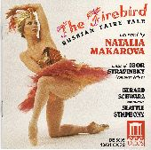 Album artwork for 'The Firebird' Russian Fairy Tale, Adapted by Ca
