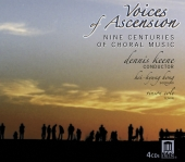 Album artwork for Voices of Ascencion - Nine Centuries of Choral