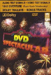 Album artwork for DVD Spectacular
