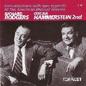 Album artwork for Rodgers & Hammerstein:  Interviews with Tony Thoma
