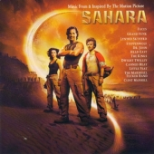 Album artwork for SAHARA MUSIC FROM THE MOVIE