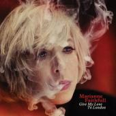 Album artwork for Marianne Faithfull: Give My Love to London
