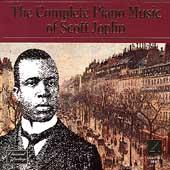 Album artwork for THE COMPLETE PIANO MUSIC OF SCOTT JOPLIN