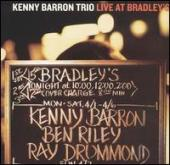 Album artwork for Kenny Barron Trio Live at Bradley's