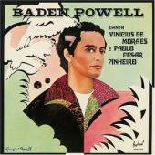 Album artwork for Baden Powell Canta Vinicius E Pinheiro
