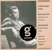 Album artwork for Glenn Gould - Previously Unreleased Performances