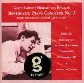 Album artwork for Gould: Two Historic Broadcast Performances
