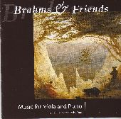 Album artwork for VIOLA / PIANO WORKS BY BRAHMS & FRIENDS