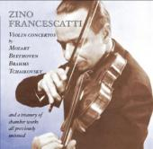 Album artwork for ZINO FRANCESCATTI: UNRELEASED PUBLIC PERFORMANCE R