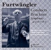 Album artwork for Furtwängler conducts Bruckner