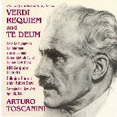 Album artwork for VERDI:REQUIEM   (Toscanini )